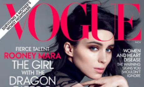 Rooney Mara Vogue Cover