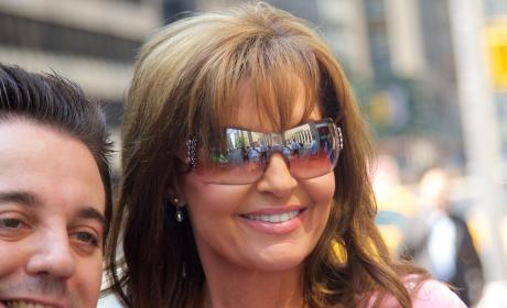 Should Sarah Palin join The View?