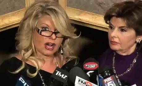 Sharon Bialek: Herman Cain Tried to Grab My Junk!