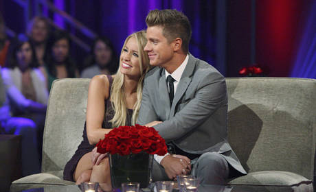 Jef Holm and Emily Maynard