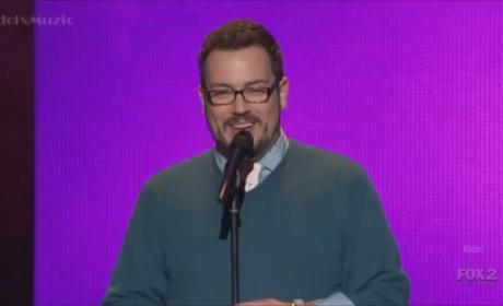 Adam Brock American Idol Audition