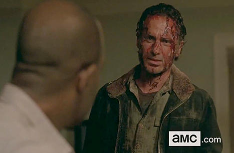 ... Walking Dead' season 7 premiere is an incredible throwback to season