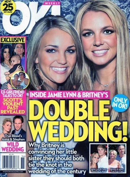 Spears Double Wedding!