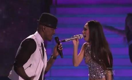 "Jessica Sanchez Debuts ""Tonight"" on American Idol Results Show"