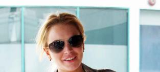 Riley Giles: Bye, Bye Bree Tierney; Hello, Lindsay Lohan!