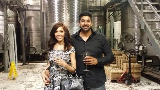 Farrah Abraham and Simon Saran