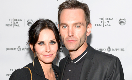 Courteney Cox: Engaged to Johnny McDaid!