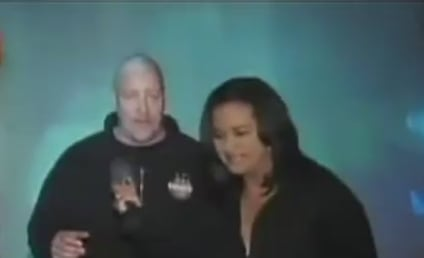 Reporter Scared Out of Her Mind By Haunted House