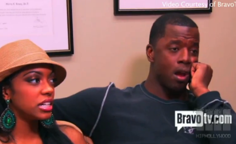 Porsha Williams, Kordell Stewart Split