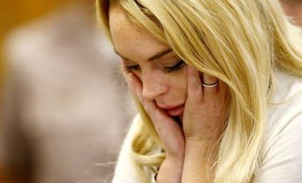 EEEKS! Lindsay Lohan Dumped By Robert Shapiro on Eve of Jail Sentencing