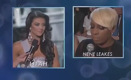 Marissa Powell, Miss Utah, Delivers Cringe-Worthy Answer in Miss USA Final Round