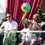 Casper Smart Pouts Jennifer Lopez Happy Las Vegas