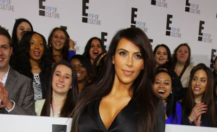 Kim Kardashian Pregnant Trenchcoat Thing: A Fashion Must or Bust?
