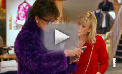 Watch Keeping Up with the Kardashians Online: Snow, They Didn't!