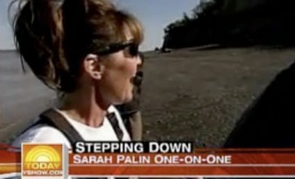 Sarah Palin Defends Being a Selfish Quitter