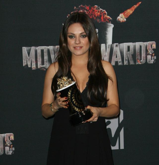 Mila Kunis: MTV Movie Awards