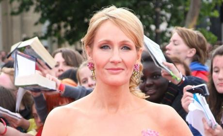 JK Rowling Photo