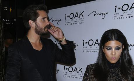 Scott Disick to Kourtney Kardashian: I Want a Paternity Test, Cheater!