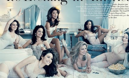 Women of TV Strip Down For Vanity Fair