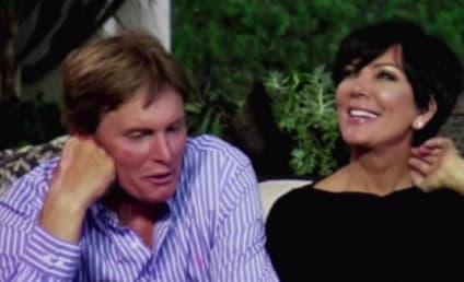 Kris and Bruce Jenner Split: Is Kim Kardashian to Blame?