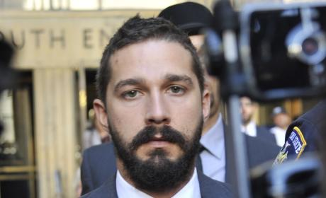 Shia LaBeouf Claims He Was Raped During Bizarre #IAMSORRY Art Exhibit