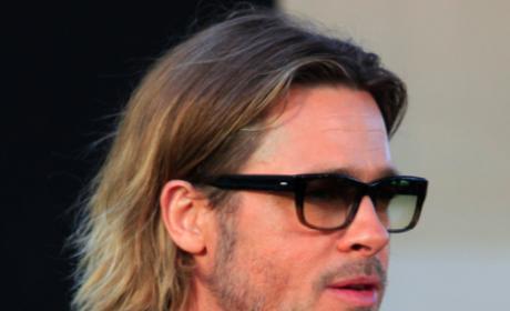 Brad Pitt on Jennifer Aniston Comment: Pure Spin!