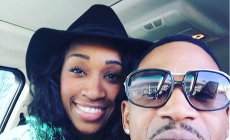 Stevie J and Ms. Jackson: Expecting a Baby! Driving Joseline Even More Insane!!