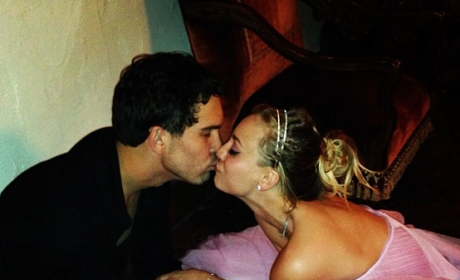 Kaley Cuoco, Ryan Sweeting Married