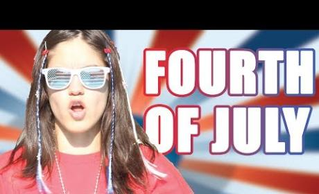 Rosa G Releases Fourth of July Anthem: The Worst Song in the History of Ever?
