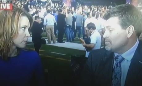 ESPN Analysts Discuss Tebow