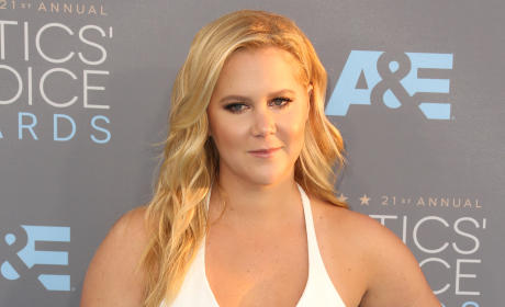 Amy Schumer: I Didn't Steal Any Jokes!