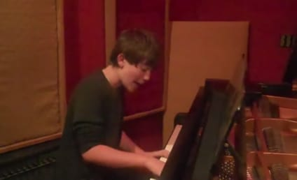 "Greyson Chance Honors Michael Jackson, Covers ""I Wanna Be Where You Are"""