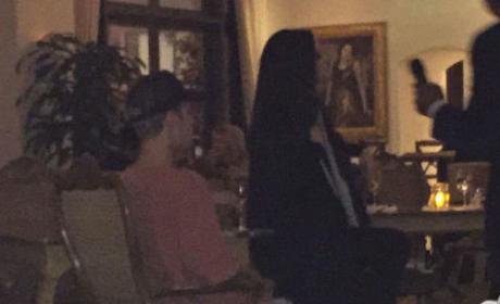 Justin Bieber Serenades Selena Gomez