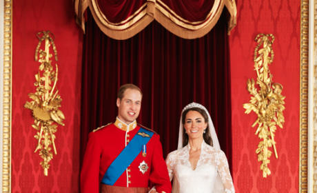 Three Official Royal Wedding Portraits: Revealed!