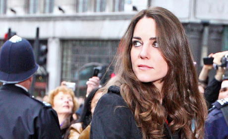 "Kate Middleton: ""Embarrassed"" by Unflattering Birthday Pics???"