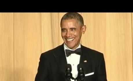 President Obama: 2014 White House Correspondents' Dinner Speech