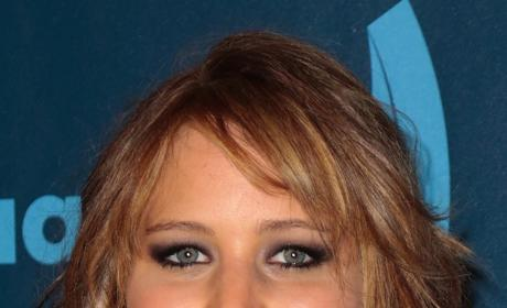 Jennifer Lawrence Hair Double-Take: Whoa, That's a Change!