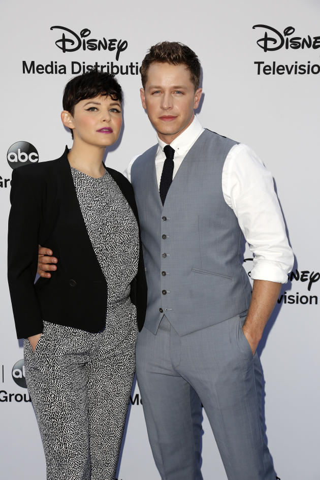 are josh dallas and ginnifer goodwin still dating 2013