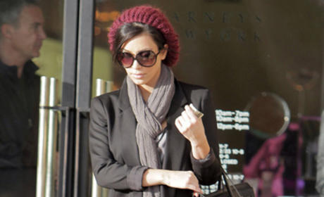 Kim Kardashian's Slouchy Hat: Hot or Not?