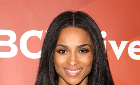Ciara: Dating Russell Wilson?!