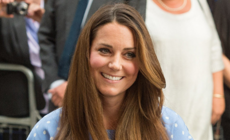 Kate Middleton Pregnancy Dress