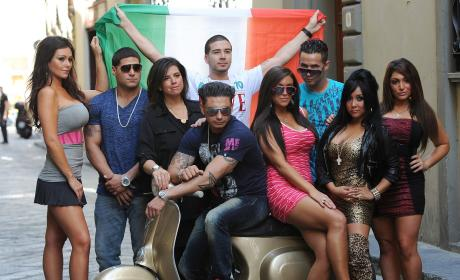 Jersey Shore Season Four Cast