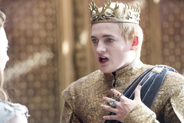 King Joffrey Dying Photo