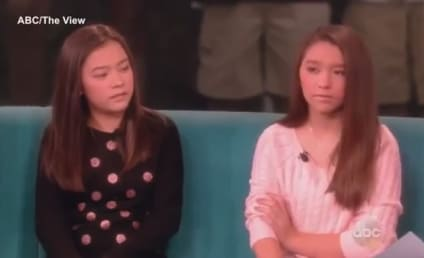 Kate Gosselin, Twins Stop By The View, Act a Little Less Uncomfortable
