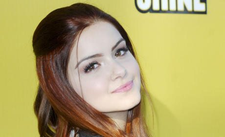 Ariel Winter Photograph