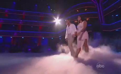 Ricki Lake Rumbas to Dancing With the Stars Top Spot