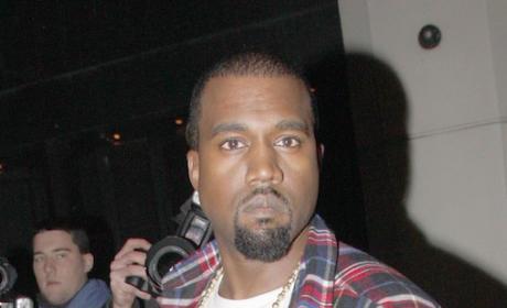 "Kanye West: ""I Am God"" NOT the Name of New Album"