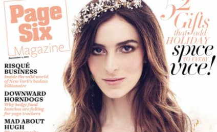 Ali Lohan Covers Page Six, Praises Lindsay, Shoots Down Plastic Surgery Rumors