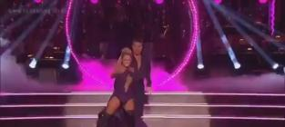 Sabrina Bryan - Dancing With the Stars Week 3