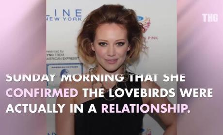 Jason Walsh and Hilary Duff: Dating!